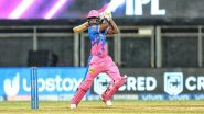 RR vs RCB, Dream11 Team Prediction IPL 2021: Tips To Pick Best Fantasy Playing XI for Rajasthan Royals vs Royal Challengers Bangalore Indian Premier League Season 14 Match 43