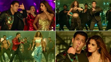 Radhe Song Seeti Maar: Salman Khan And Disha Patani Feature In A Terribly Choreographed Hindi Version Of Allu Arjun's Hit Number From DJ  (Watch Video)