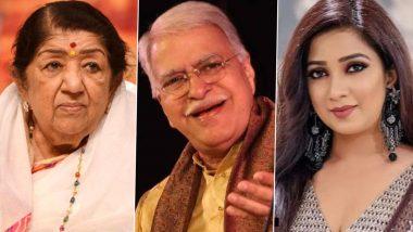 Pandit Rajan Mishra No More! Lata Mangeshkar, Shreya Ghoshal, Vishal Dadlani Mourn the Loss of the Singer Due to COVID-19 Related Complications