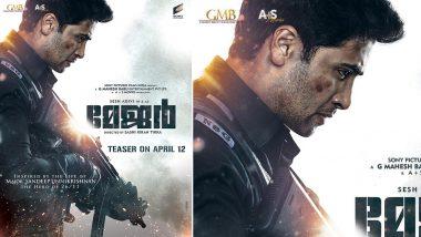 Major: Adivi Sesh-Starrer To Release in Malayalam Beside Telugu and Hindi