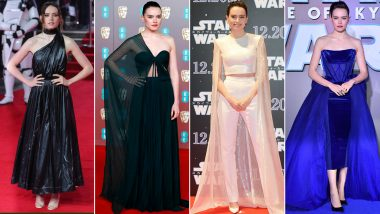 Daisy Ridley Birthday Special: Electric, Bold And Effortless, Three Main Qualities That Make Her Styling Brilliant (View Pics)