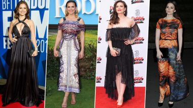 Hayley Atwell Birthday: Charming Fashion Outings By the Actress That are Hard to Resist