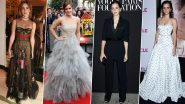 Emma Watson Birthday: 7 Red Carpet Appearances By the Actress that Are Equal Parts Gorgeous and Powerful (View Pics)