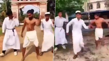 Shashi Tharoor Shares Dance Video from Kerala Featuring Communal Harmony, Says Wonderful Viral Trend Started in Solidarity With Naveen K Razak & Janaki Omkumar Who Were Trolled