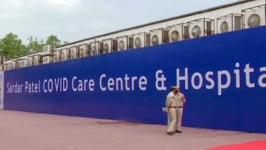 Sardar Patel COVID Care Centre, India's Largest COVID-19 Facility in South Delhi, To Be Revived As Coronavirus Cases Surge in National Capital