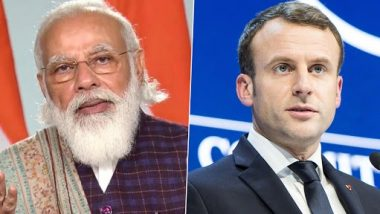 France To Provide Oxygen Generators, Liquid O2 and Ventilators To Help India Amid COVID-19 Crisis