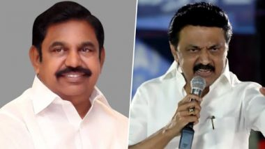 Tamil Nadu Assembly Elections 2021: CM Edappadi K Palaniswami to Take on DMK's T Sampath Kumar; Here Are 5 Key Electoral Battles to Watch Out in Vidhan Sabha Polls