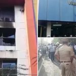 Maharashtra Hospital Fire: 13 COVID-19 Patients Dead After Fire Breaks Out at Vijay Vallabh COVID-19 Care Hospital in Virar, CM Uddhav Thackeray Orders Probe