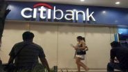Citibank To Exit From Consumer Banking Businesses in 13 Countries Including India as Part of Global Strategy