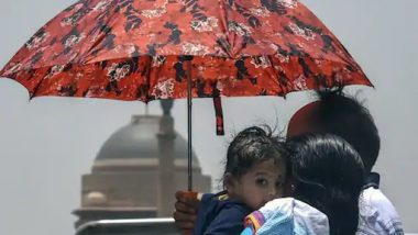 Weather Forecast: Heatwave Conditions To Grip Andhra Pradesh, Tamil Nadu, Puducherry and Parts of South India in Coming Days