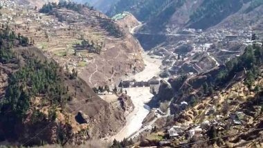 Uttarakhand Glacier Burst: 8 Dead, Over 380 People Rescued After Glacial Burst in Joshimath's Chamoli District Triggers Avalanche in Sumna; All You Need To Know