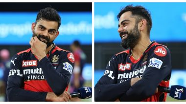 Virat Kohli's Hilarious Gaffe at the Toss Sends Netizens ROFL, RCB Captain Says 'I'm Not Used to Winning Tosses' (Watch Video)