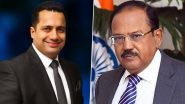 Vivek Bindra Begins Appeal For Honouring NSA Ajit Doval With Bharat Ratna; Watch Video