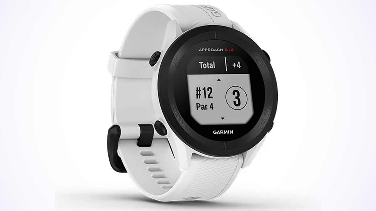 Garmin Approach S12 GPS Golf Watch Launched in India at Rs 20,990 - LatestLY thumbnail