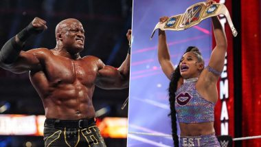 WrestleMania 37 Day 1 Results: Bobby Lashley Defeats Drew McIntyre For WWE Championship, Bianca Belair Wins SmackDown Women's Championship