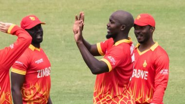 Zimbabwe vs Bangladesh, 1st T20I 2021 Live Streaming Online and Match Timings in India: Get ZIM vs BAN Match Free TV Channel and Live Telecast Details