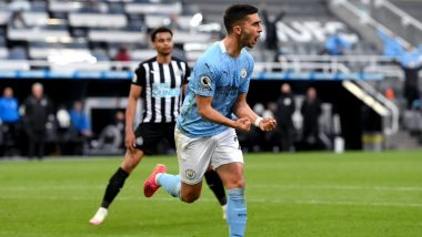 Ferran Torres Eclipses Lionel Messi's Record Under Pep Guardiola After First Manchester City Hat-Trick In Newcastle United Clash