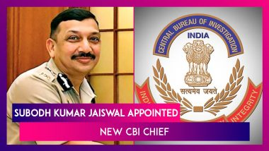 Subodh Kumar Jaiswal Appointed New CBI Chief For Two Years: Policing, Security, Spying, The Maharashtra IPS Officer Has Done It All