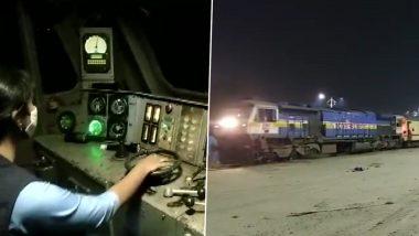 COVID-19 in Karnataka: Oxygen Express Piloted by 'All Female Crew' Reaches Bengaluru