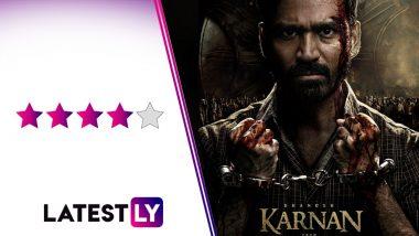 Karnan Movie Review: Dhanush's Versatility and Mari Selvaraj's Brilliance Make an Epic Combo! (LatestLY Exclusive)