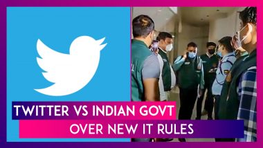 Twitter vs Indian Government Over New IT Rules: 'Stop Beating Around The Bush, Comply With Law Of Land,' Centre To Twitter