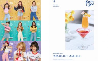 TWICE's 'Taste of Love' Album Goes Viral on Twitter as the K-Pop Group's Fans Can't Stop Sharing Pics and Videos