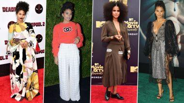 Zazie Beetz Birthday: Fun and Frolicking, Her Style Statements Will Brighten Your Mood (View Pics)