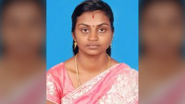 Kerala Woman Soumya Santosh Killed in Palestinian Rocket Strike in Israel While She Was on Video Call With Husband
