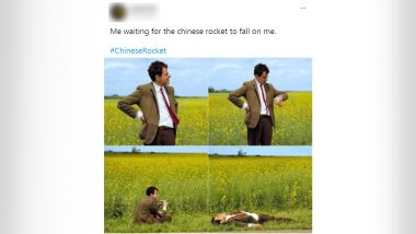 #ChineseRocket Funny Memes and Jokes Are Here! As Out-of-Control Long March 5B Is Set to Hit Earth Soon, Netizens Resort to Hilarious Reactions