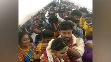 Mid-Air Wedding: SpiceJet Initiates Action Against Passengers for Flouting COVID-19 Norms