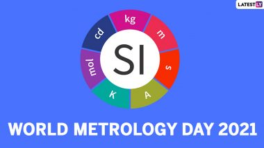 World Metrology Day 2021 Date, Theme and Significance: Know All About the Day Celebrating the International System of Units