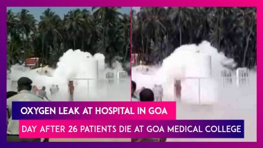 Oxygen Leak At Hospital In Goa Day After 26 Patients Die At Goa Medical College, Health Minister Seeks Court Probe