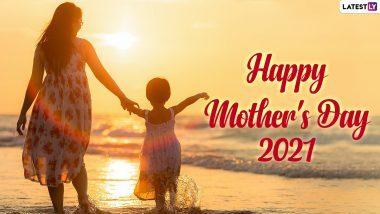 Happy Mother's Day 2021 Greetings: WhatsApp Stickers, Mom's Day Facebook Wishes, Telegram HD Images, Signal GIFs and Messages for Her to Celebrate Motherhood