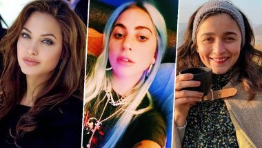International Tea Day 2021: From Angelina Jolie, Lady Gaga to Alia Bhatt, These Celebs Love 'Chai' As Much As You Do!