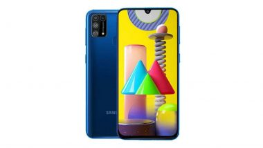 Samsung Galaxy M32 Smartphone Likely To Be Launched in India Soon: Report