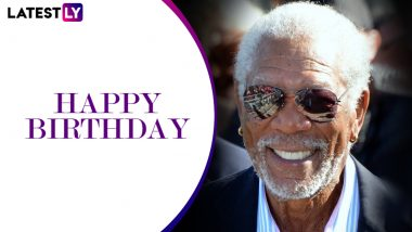Morgan Freeman Birthday Special: From The Shawshank Redemption to Angel Has Fallen; 10 Movie Quotes of the Oscar-Winning Actor As He Turns 84!