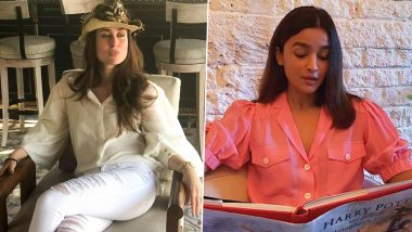 From Kareena Kapoor Khan to Alia Bhatt, Celeb-Inspired Work From Home Outfit Ideas to Amp Up Your Quarantine Fashion Game