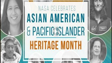 NASA Celebrates Asian American, Pacific Islander Heritage Month