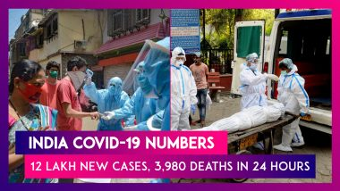 India Covid-19 Numbers: 4.12 Lakh New Cases, 3,980 Deaths, Country's Worst Numbers Yet