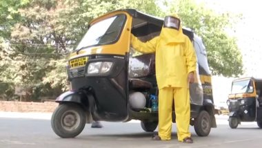 A Teacher From Mumbai Provides Free Auto Rides For COVID-19 Patients