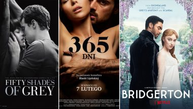 Fifty Shades Of Grey, 365 Days, Sexify, Bridgerton - Five Erotic Movies And Shows That Are India's Favourite On Netflix