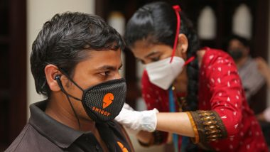 Swiggy Kicks Off COVID-19 Vaccination Drive For Delivery Partners, Frontline Staff in Bengaluru