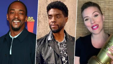 MTV Movie And TV Awards 2021: Chadwick Boseman, Scarlett Johansson, Anthony Mackie Get Honoured; Check Out The Complete Winners' List
