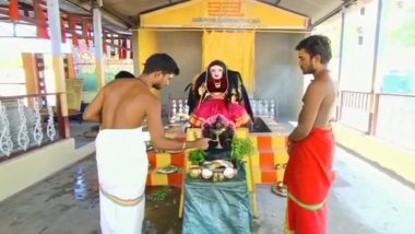 'Corona Devi' Temple Built by Locals in Coimbatore to Defeat COVID-19 Pandemic