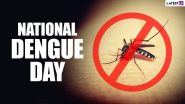 National Dengue Day 2021: Netizens Share Informative Posts, Facts, and Pics to Spread Awareness About The Vector-Borne Disease