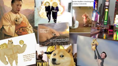 SpaceX Is Launching Satellite Doge-1 to the Moon Next Year Making It the First Crypto and Meme in Space! Elon Musk Shares Update with Funny 'Dogecoin Song - to the Moon'