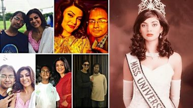 Sushmita Sen Won The Miss Universe Title On This Day, 27 Years Years Ago! Fans Go Down the Memory Lane as they Celebrate the Special Anniversary (View Pics and Videos)