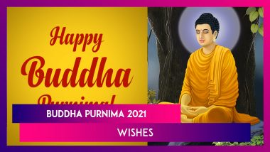 Buddha Purnima 2021 Wishes, WhatsApp Messages, Lord Buddha Photos and Quotes for Family and Friends