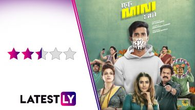 Ek Mini Katha Movie Review: Santosh Shoban and Kavya Thapar's Adult Comedy Is Funny Alright, but Struggles With a Weak Second Act (LatestLY Exclusive)