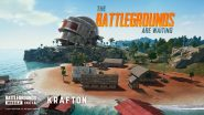 PUBG Mobile Aka Battlegrounds Mobile India Pre-Registrations To Start From May 18 via Google Play Store